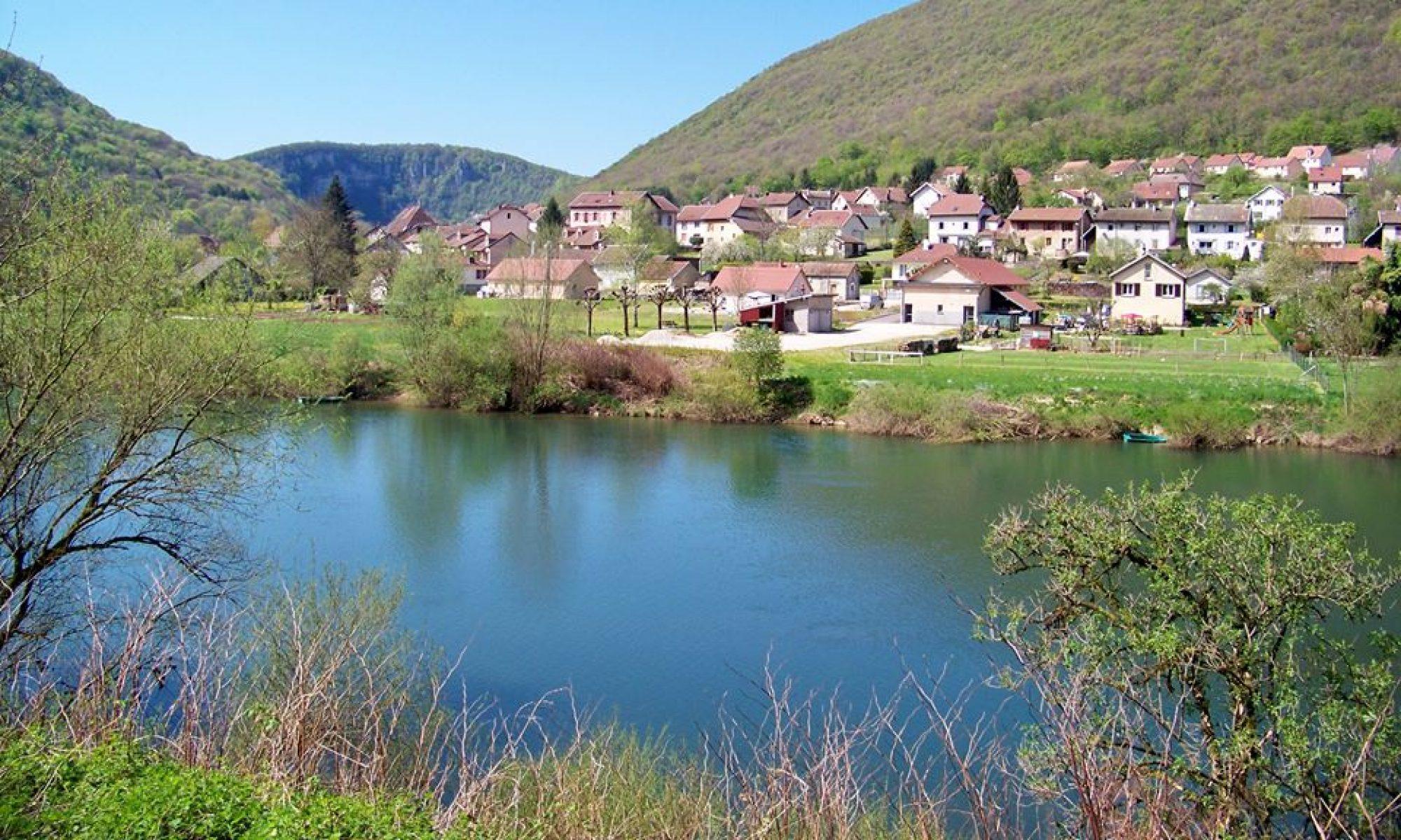 Commune de Laissey (Doubs)